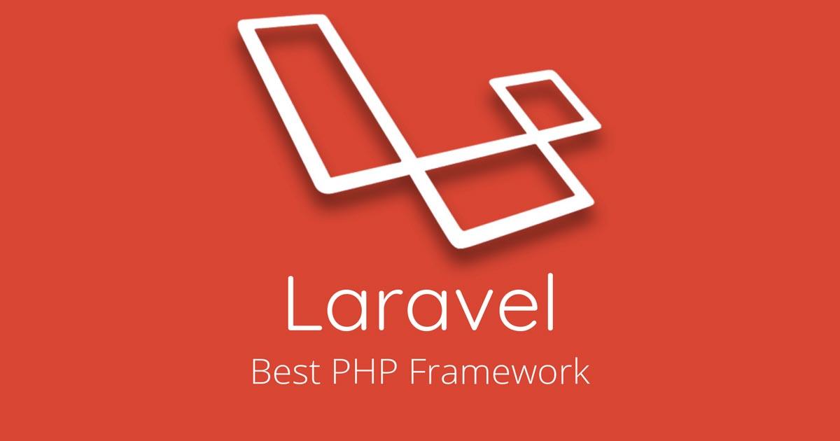 laravel-best-php-framework